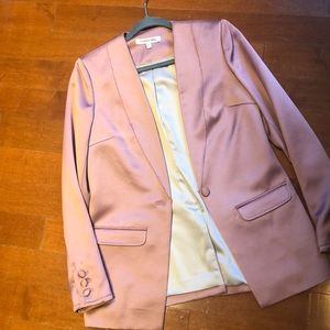 Pink blazer, never worn